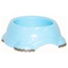 ,Moderna, Smarty Bowl 2 gumitalpas tál (világoskék)
