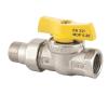 Mofém Flexum 3/4˝ KB hollandis gáz gömbcsap (golyós csap)