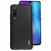 MOFI Litchi PU Leather Case Xiaomi Mi 9 SE, fekete