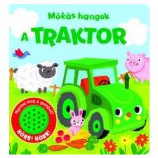 Mókás hangok - A traktor gyermek- és ifjúsági könyv