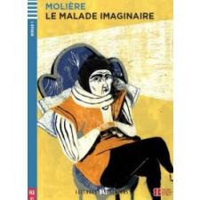 Moli?re MOLIÉRE - LE MALADE IMAGINAIRE + CD idegen nyelvű könyv