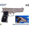 Molto - Revolver metal Eagle játék pisztoly