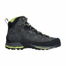Montura Altura GTX férfi cipő Dark Grey - Lime Green 10,5