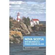 Moon Nova Scotia, New Brunswick & Prince Edward Island, Fifth Edition – Andrew Hempstead idegen nyelvű könyv