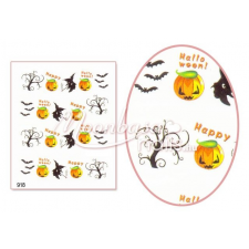 Moonbasanails Akril hatású matrica Halloween Ble-918 körömdíszítő