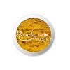 Moonbasanails Chrome Mirror pigment por őszarany #08