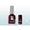 Moonbasanails Gel Look körömlakk 12ml Sötét bordó #908