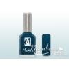 Moonbasanails Gel Look körömlakk 12ml Tenger kék #914