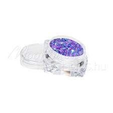 Moonbasanails Glitter Szivárvány  #272 dekorglitter