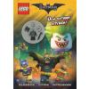 Móra Kiadó Lego Batman - Üdv Gotham Cityben! - foglalkoztatókönyv ajándék minifigurával