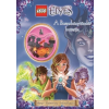 Móra Kiadó LEGO Elves - A Boszorkánytündér bosszúja + ajándék figurával