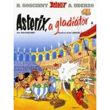 Móra Kiadó René Goscinny - Albert Uderzo: Asterix, a gladiátor - Asterix 4. - Képregény szórakozás