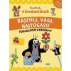 Móra Kiadó Zdenek Miler: Rajzolj, vágj, hajtogass! - A kisvakond játszik - Foglalkoztatókönyv