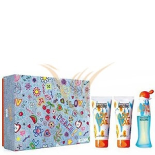 Moschino Cheap&Chic I Love Love Szett 50+100+100 kozmetikai ajándékcsomag