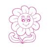Mosolygós virág, autómatrica