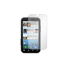 Motorola MB525 Defy kijelző védőfólia mobiltelefon előlap