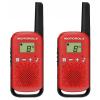 Motorola TLKR T42 (piros)