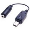 Motorola V3 headset adapter (miniUSB-3,5mm)*
