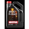 Motul Motorolaj MOTUL 8100 X-CLEAN+ 5W30 106377