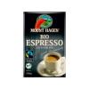 Mount Hagen bio őrölt Espresso kávé, 250 g