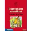 Mozaik Kiadó Írásgyakorló cserefüzet 1. - Piros füzet