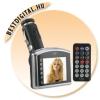 MP4 FM transmitter 1.8' LCD, 2GB