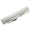 MSI BTY-S13 2200 mAh 3 cella fehér notebook/laptop akku/akkumulátor utángyártott
