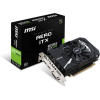MSI GeForce GTX 1050 2GB GDDR5 128bit PCIe (GTX 1050 AERO ITX 2G OCV1) Videokártya  V809-2456R