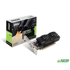MSI GeForce GTX 1050 Ti 4GT LP videokártya videókártya