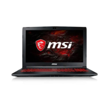"MSI GL62M 7RDX, 15.6"" FHD, Intel Core i5-7300HQ, 8GB, 1TB HDD, GTX 1050-2, DOS, Black laptop"