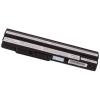 MSI Wind U100W 2200 mAh 3 cella fekete notebook/laptop akku/akkumulátor utángyártott