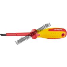 MTX professional szigetelt csavarhúzó PH0x75 mm max. 1000 V-ig villanyszerelés