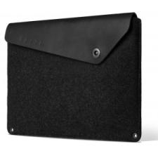 """Mujjo MacBook 12"""" Sleeve tok - fekete számítógéptáska"""