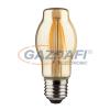 Müller Licht MÜLLER LICHT 400212 BTT Retro fényforrás, filament, 6.5W, E27, 2000K, 890Lm, 827, dimmelhető, gold