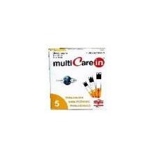 MultiCare IN Trigliceridszintmérő tesztcsík egyéb egészségügyi termék