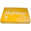 Multilaser Fénymásolópapír Multilaser A/3 80gr