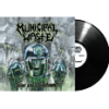 Municipal Waste Slime And Punishment (Fekete) (Vinyl LP (nagylemez))