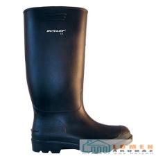 MUNK.CSIZMA PVC FEK. PRICEM.42 munkavédelmi cipő