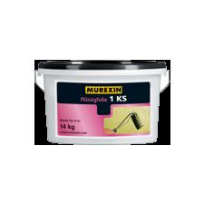 Murexin 1 KS Folyékonyfólia 7kg víz-, hő- és hangszigetelés