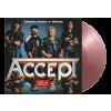 Music on Vinyl Accept - Hot & Slow (Silver / Red Marbled Vinyl) (Vinyl LP (nagylemez))