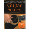 Music Sales Absolute Beginners: Guitar Scales