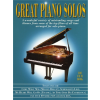Music Sales Great Piano Solos - The Film Book