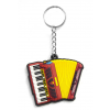 Musician Designer Music Key Chain Weltmeister Piano Accordion