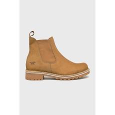 Mustang - Magasszárú cipő - barna - 1434918-barna