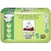 MUUMI BABY 5 Maxi+ 10-16 kg (22 ks)