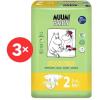 MUUMI BABY Mini 2-es méret - havi EKO pelenkacsomag (174 db)