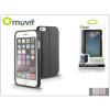 Muvit Apple iPhone 6 flipes tok - Muvit Window Folio - black