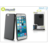 Muvit Apple iPhone 6 Plus/6S Plus hátlap - Muvit miniGel - black