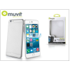 Muvit Apple iPhone 6 Plus/6S Plus szilikon hátlap - Muvit ThinGel - transparent
