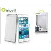 Muvit Apple iPhone 6 Plus/6S Plus szilikon hátlap - Muvit ThinGel - transparent